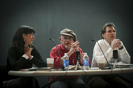 Wendy Wolford, Seamus McGraw and Tom Wilber discuss fracking.