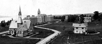 1880s view of campus