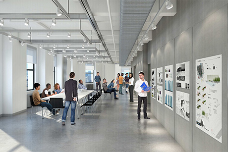 Aap nyc set to expand offerings in new space cornell chronicle for Cornell interior design undergraduate