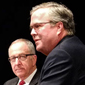 Jeb Bush, Nancy Zimpher discuss U.S. education