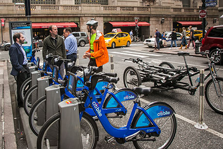 Citi Bike research