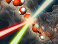 DNA hydration laser