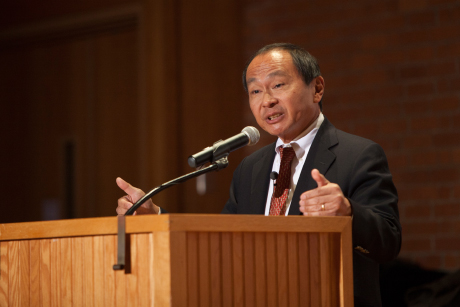 "fukuyama end of history essay 1989 Francis fukuyama is one of the giants of post-cold war political thought his essay ""the end of history,"" published in 1989 just before the berlin wall came down, provided the perfect."