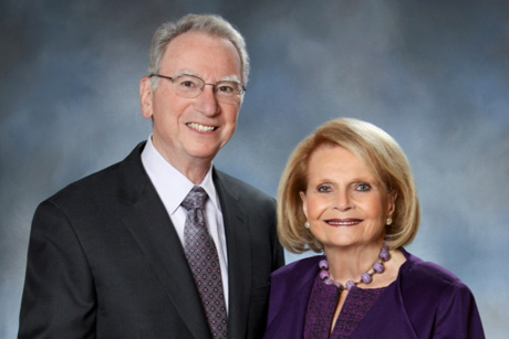 Irwin and Joan Jacobs