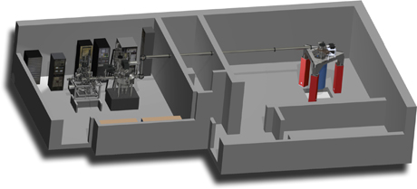 lab layout