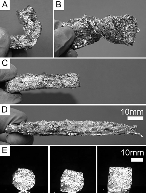 Metal Foam Hybrid Has Potential In Soft Robotics Aeronautics