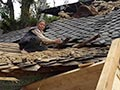 nepal collapsed roof