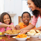 All in the family: Dinner tables linked to less obesity