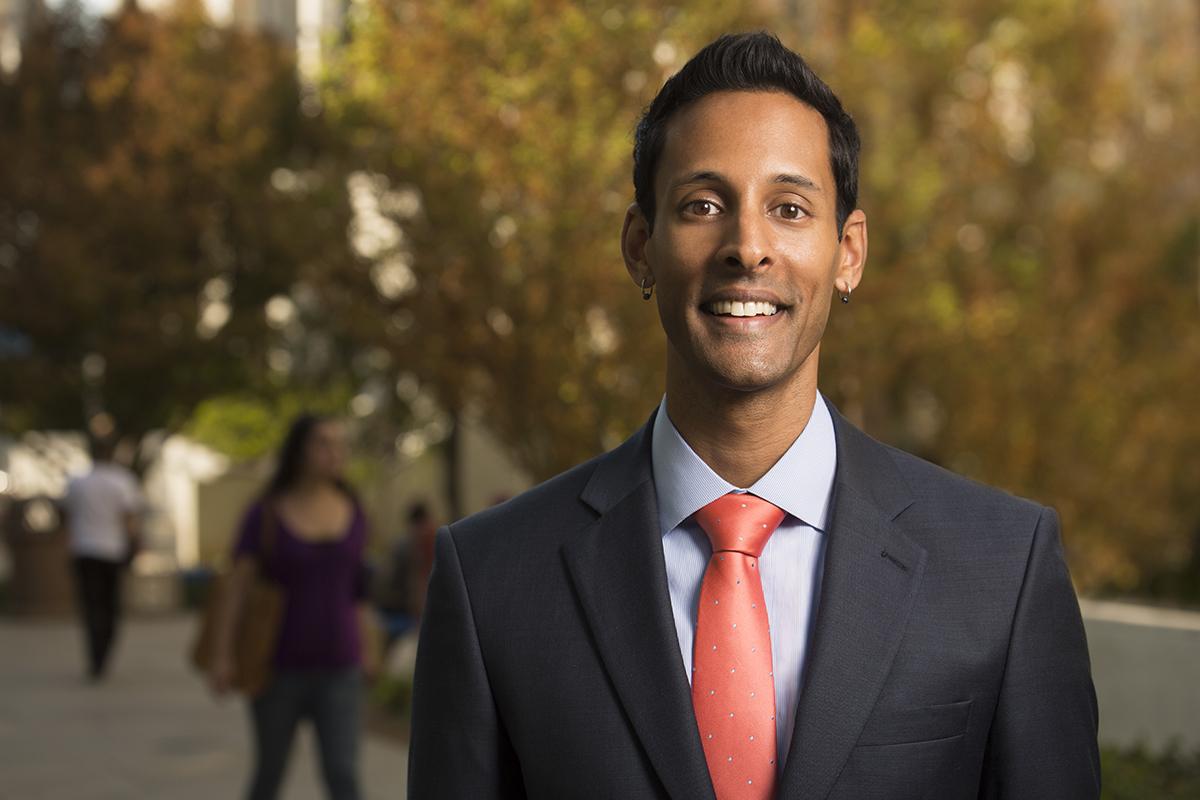 vijay pendakur named cornell s next dean of students cornell chronicle