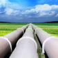 Liners can protect pipelines during earthquakes