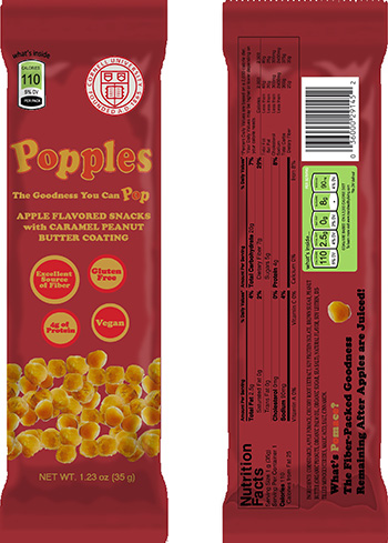 packaging for Popples