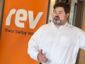 Media offered sneak peek of downtown incubator, 'Rev'