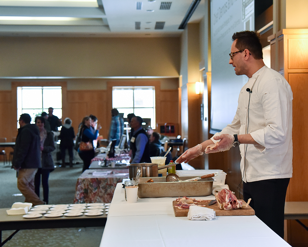 Meat And Greet Fair Brings Farmers To Local Tables Cornell Chronicle