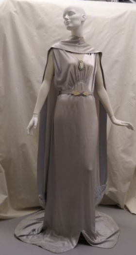 Eleanor Roosevelt's 1937 inaugural gown