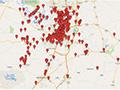 scanning short URLs show locations