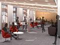student center rendering
