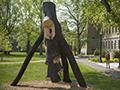 Animus sculpture
