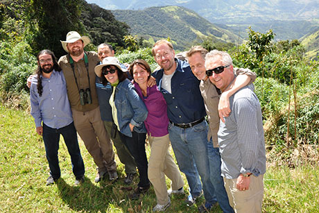 group in ecuador
