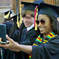 Students relish waning hours of Graduation Weekend