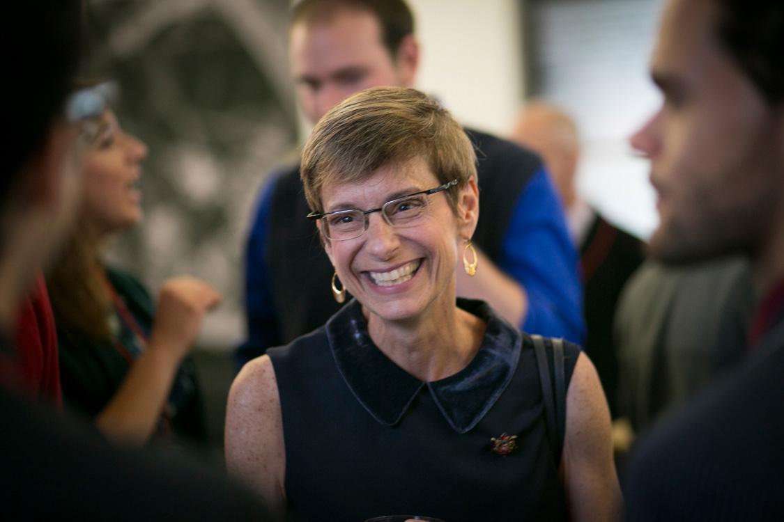 president elizabeth garrett dies of colon cancer at age  john carberry