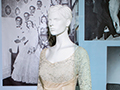 Wedding gown mannequin