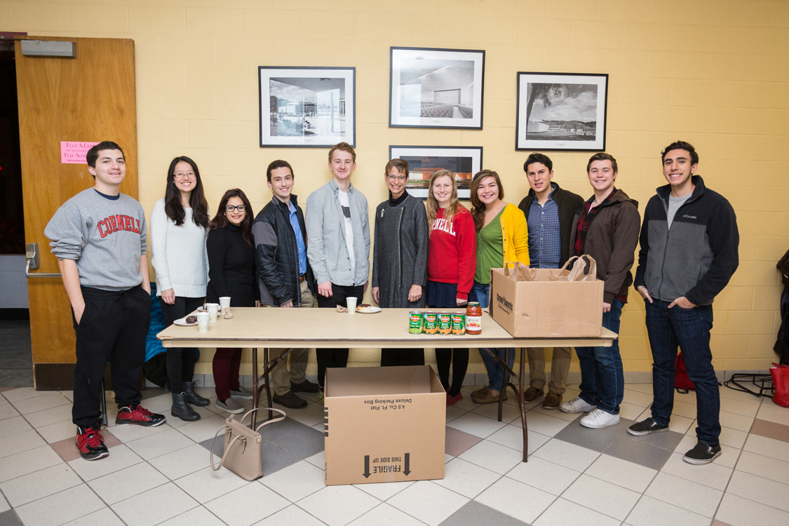 Collaboration celebrated at 2015 Town-Gown Awards | Cornell Chronicle