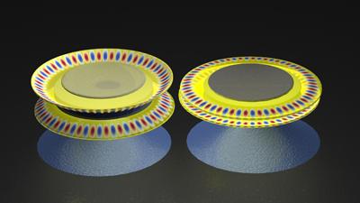 micromechanical oscillators.