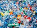 Pile of plastics