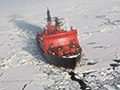 ship in ice