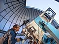 Houck telescope