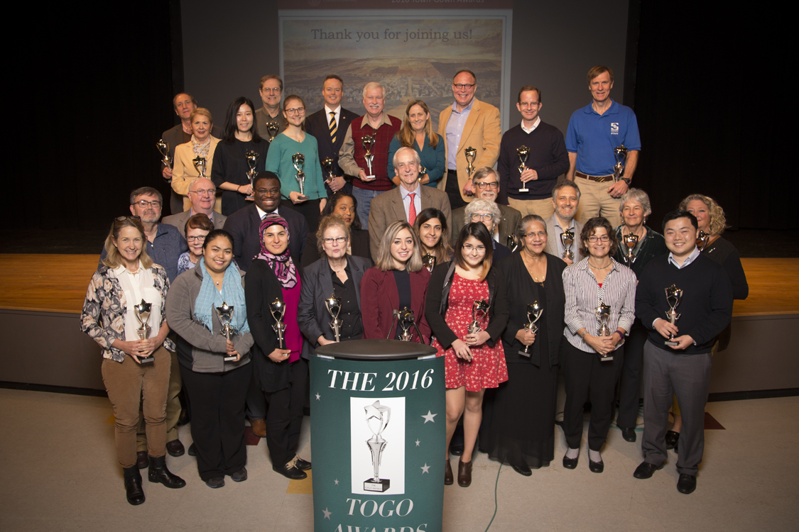 Town-Gown Awards recognize recent collaborations | Cornell Chronicle