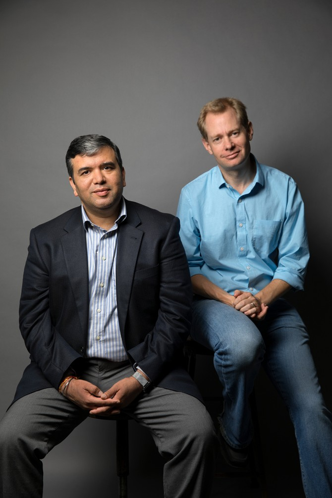 Saurabh Mehta and David Erickson