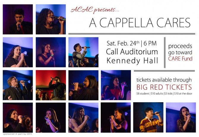 Cornell's a cappella groups
