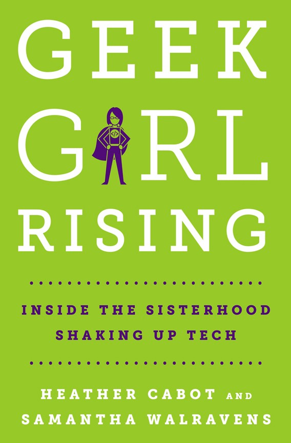 Geek Girls book cover