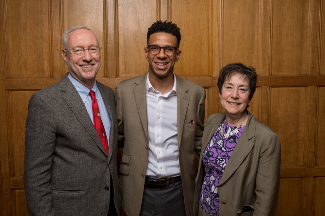 Travis Cabbell, Risa Lieberwitz and Michael Kotlikoff