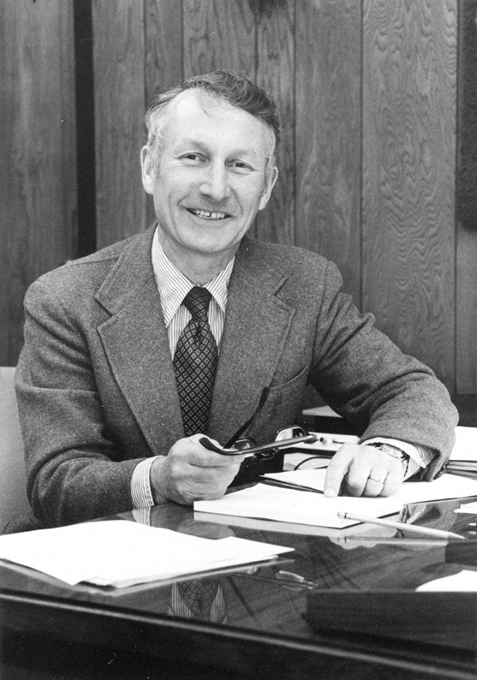 Dr. Edward Melby