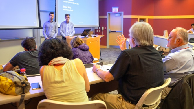 Students spend summer incubating ideas