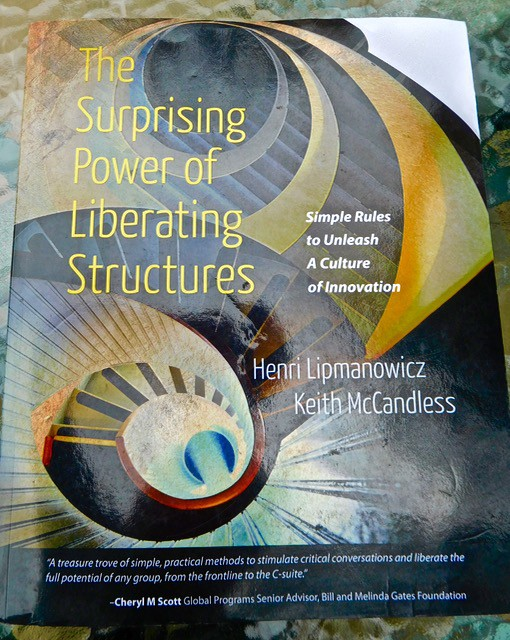 Liberating Structures book