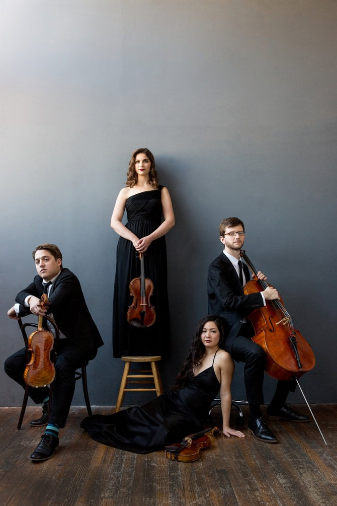 The Aeolus Quartet
