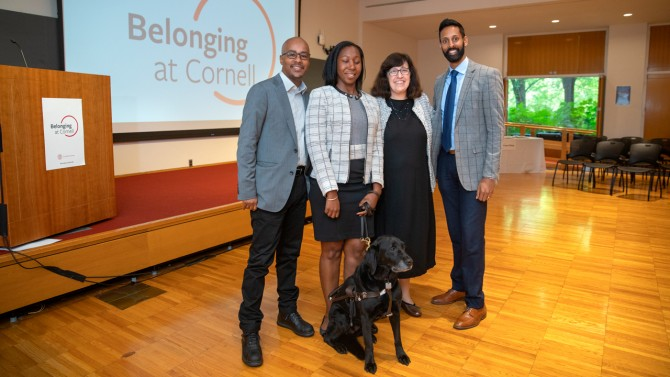 Belonging at Cornell group