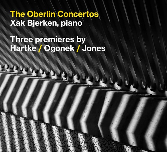 Oberlin concertos album cover