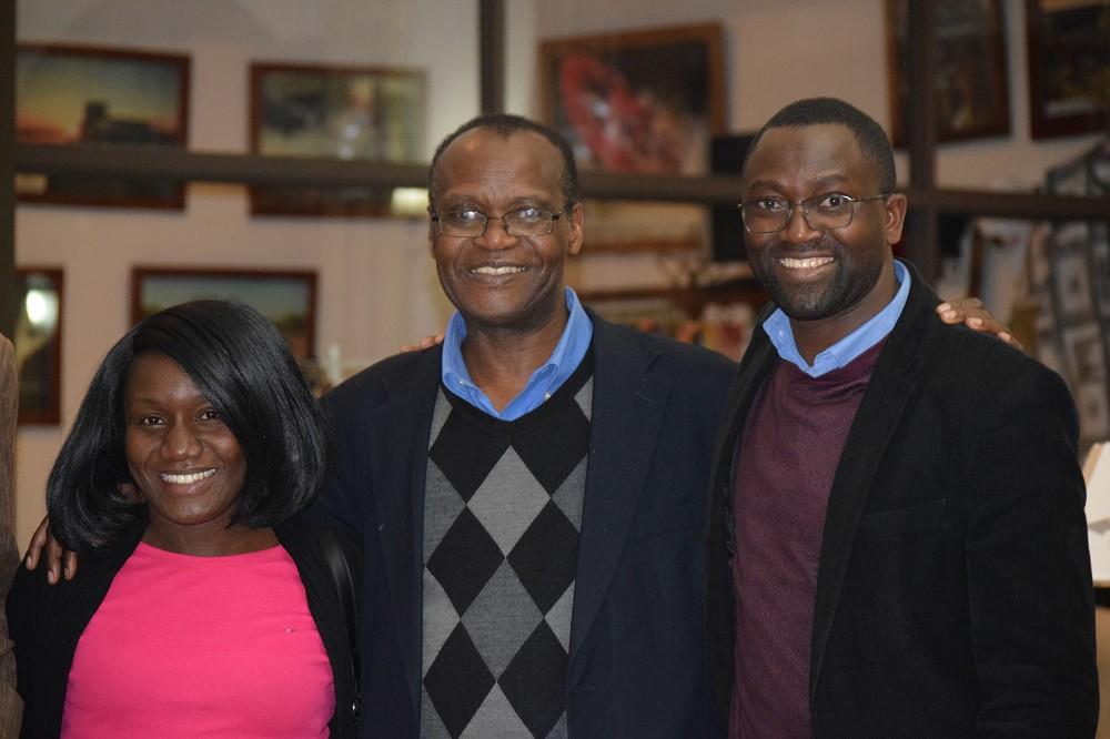 Muna Ndulo and collaborators