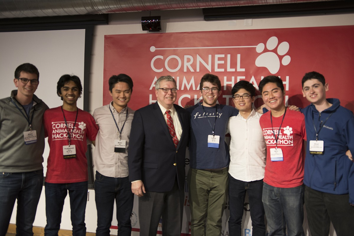 Hackathon Inspires Solutions For Animal Health And