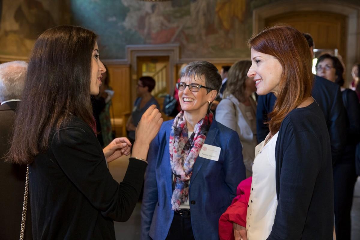 2018 Merrill scholars honor their teachers, mentors | Cornell