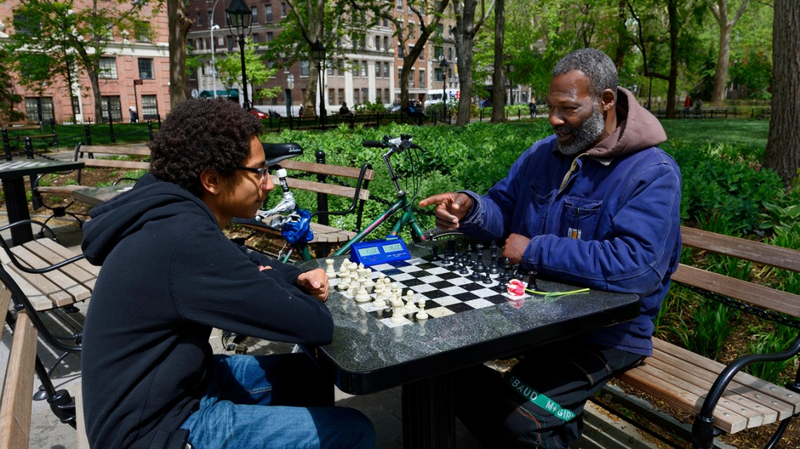 chess in NYC
