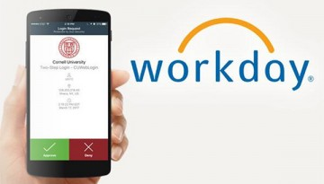 Workday website