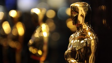 Academy Award statuettes