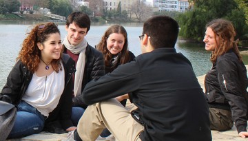 Sevilla students