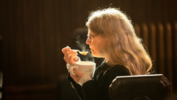 Soup & Hope talk in Sage Chapel