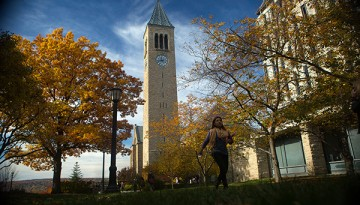 Cornell's McGraw Tower